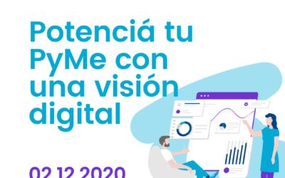 Potenciá tu PyMe con una visión digital