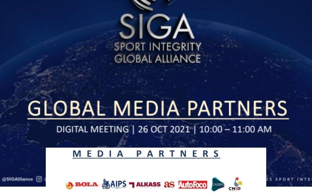 CADERO acompañó la iniciativa de SIGA en el virtual meeting